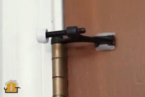 How to Install Hinge Pin Door Stop