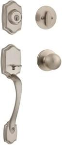 Single Cylinder best front door handles and locks
