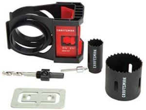 CRAFTSMAN Metal door lock installation kits
