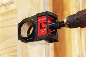 CRAFTSMAN Door Lock Installation Kit