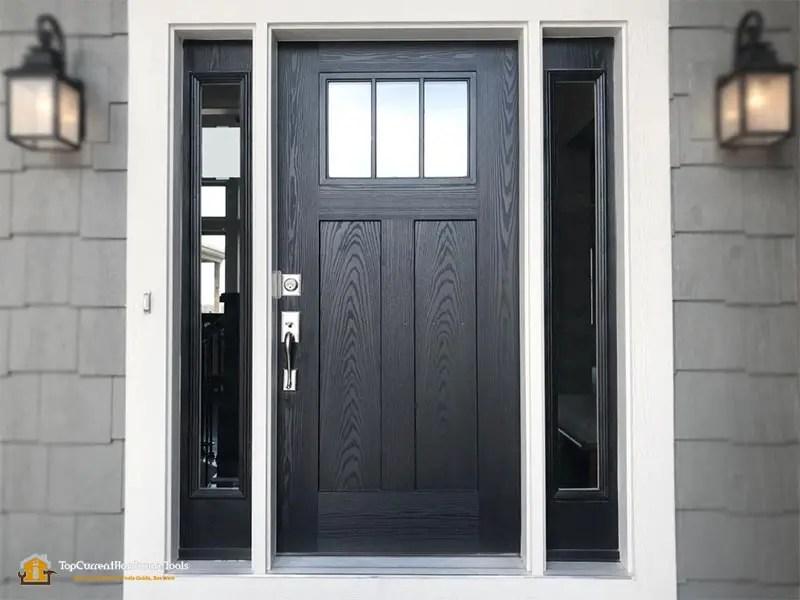Best security entry doors residential