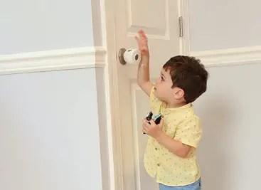 baby proofing door knob covers