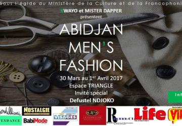 Abidjan Men's Fashion - 1ere Edition - TCHEYA