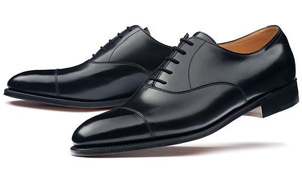 Chaussure Richelieu Noire