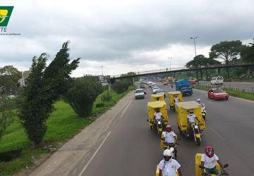 Parade à la Journée Mondiale de la Poste en Côte d'Ivoire