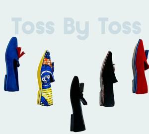 Chaussures Toss by toss