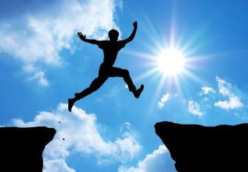 Oser faire le grand saut