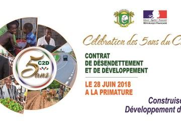 le C2D célèbre ses 5 ans en Côte d'Ivoire