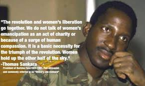 Thomas Sankara HeForShe