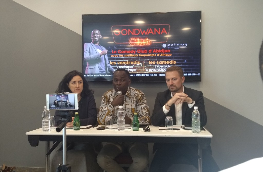 Conférence de press Gondwana Club