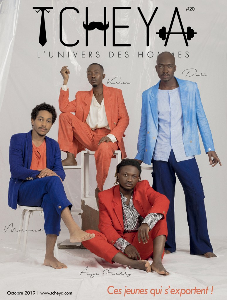 Cover TCHEYA Octobre 2019