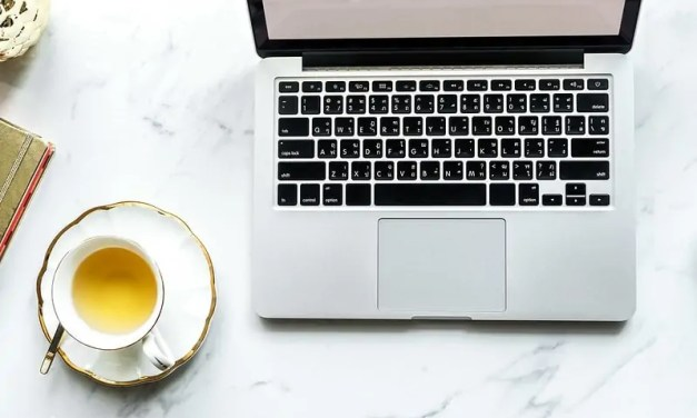 Boost Productivity With Tea