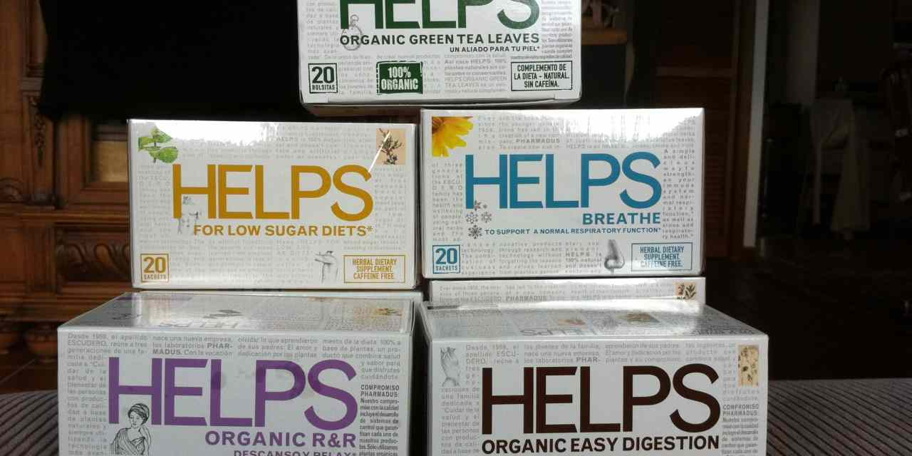HELPS herbal teas for what ails you