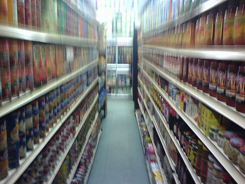 Tea aisles and everyday smiles