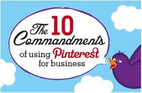 Pinterest for tea businesses