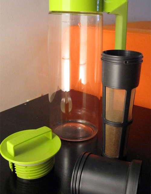 Product review: Flash Chill Tea Maker from Takeya