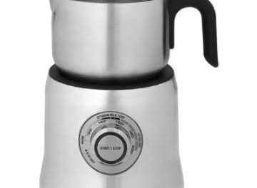 Revisiting the elusive high-performing milk heater / frother