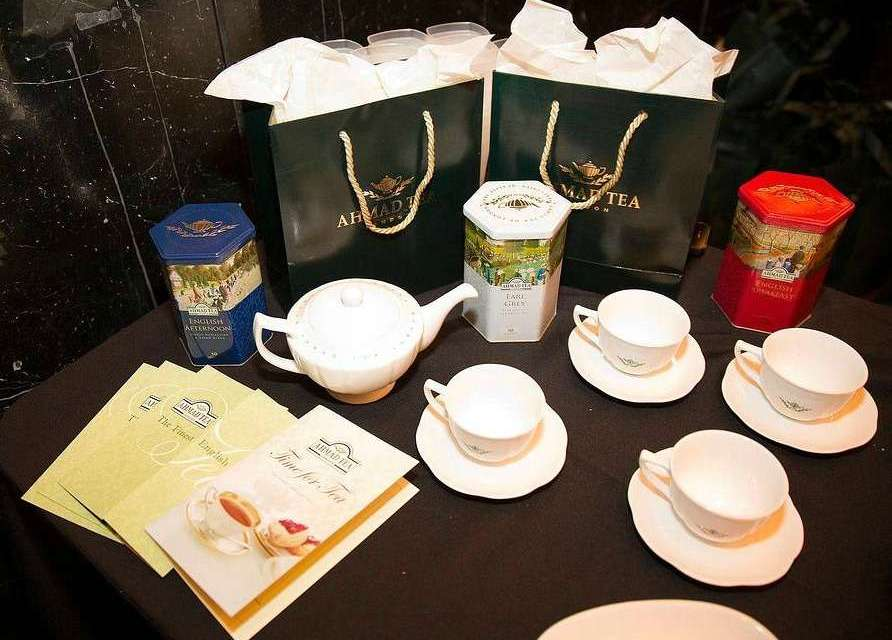 Reassurance that the tradition of a proper afternoon tea is here to stay