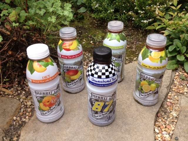 Herbal Mist bottled teas – These are not your parents' bottled teas!