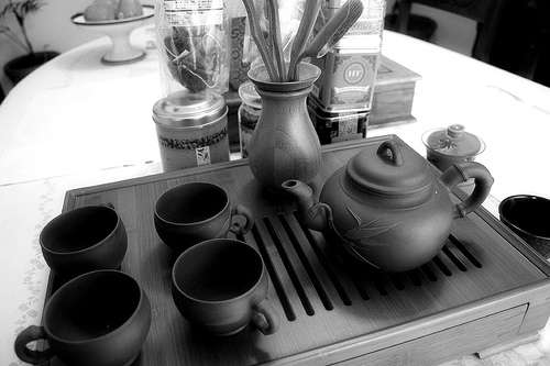 The Chinese tea ceremony – Gongfu cha