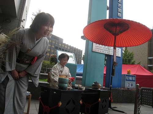 Omotenashi in the Japanese Tea Ceremony