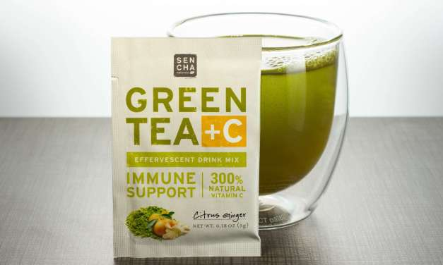 Green Tea +C: A Matcha Made in Heaven
