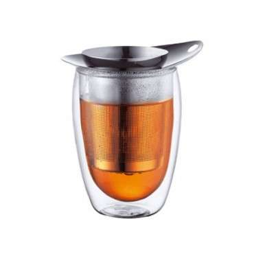 What's the best way to brew?  A comparison of tea infusers