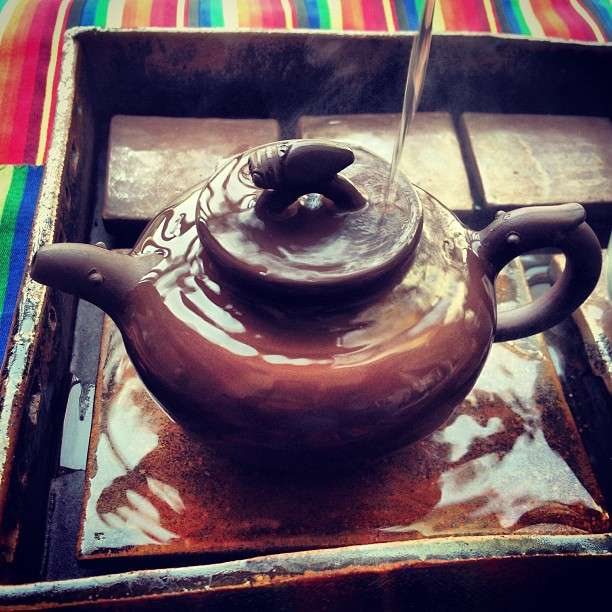the art of chinese tea pots