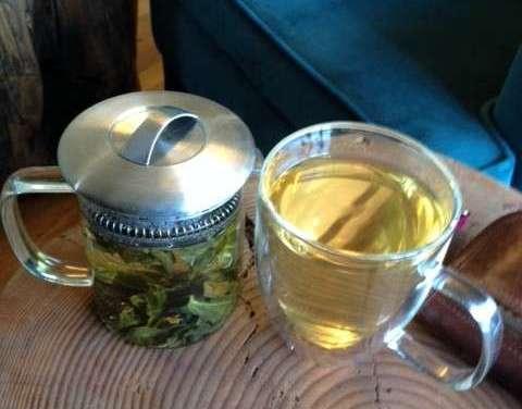 Tea-ing gratefully