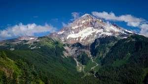 Mt Hood June