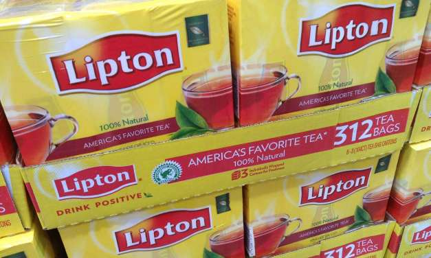 Lipton Missed the Boat