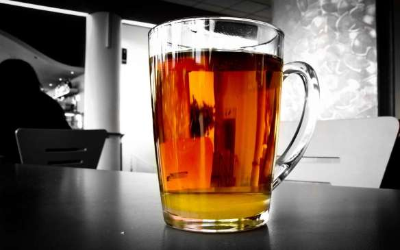 Orange Cup of Tea