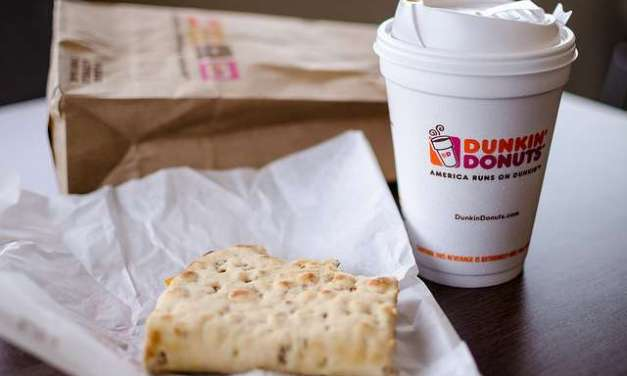 Dunkin' Donuts' Tea Upgrade