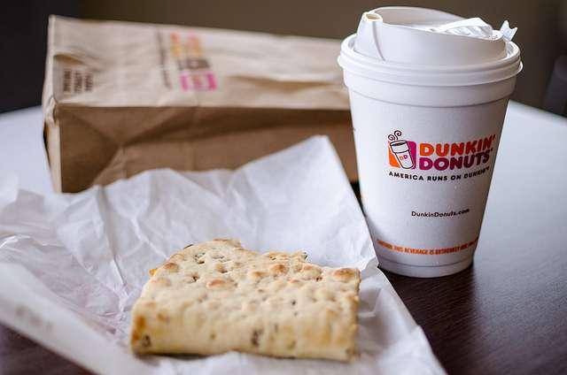 Dunkin' Donuts' Tea Upgrade