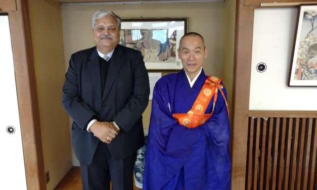 Tea and Buddha