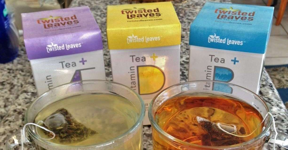 Twisted Leaves: Tea for Today