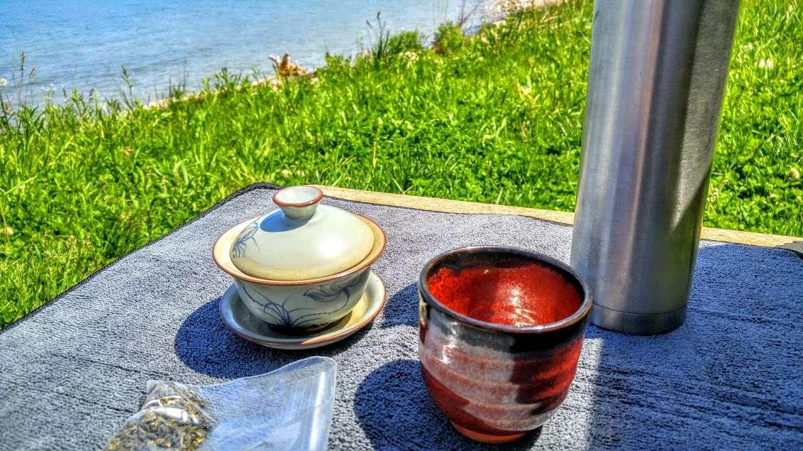 Blast From the Past: Enjoying Tea Outdoors