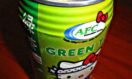 Canned Green Tea