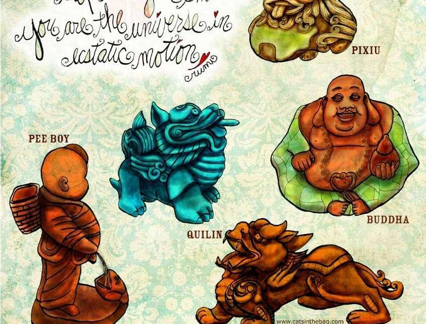 Illustrated History: Tea Pets