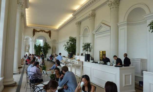 The Amazing Revolution of the Afternoon Tea