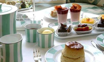 The English Tradition of Afternoon Tea