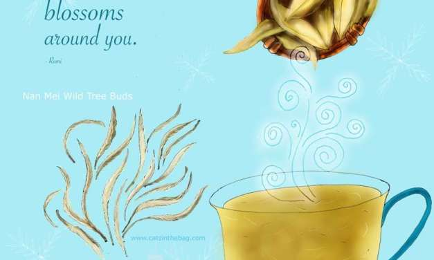 Illustrated review: The magic of white tea