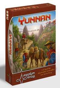 Yunnan: a board game