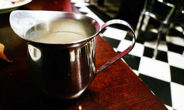Creamy Tea Sauce