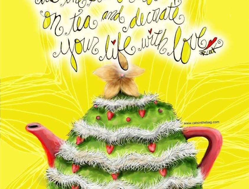 HOW DO YOU DECORATE YOUR LIFE WITH LOVE?