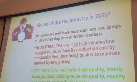 An Uncertain Future for Tea: Lesson from the 2018 Global Tea Initiative Symposium