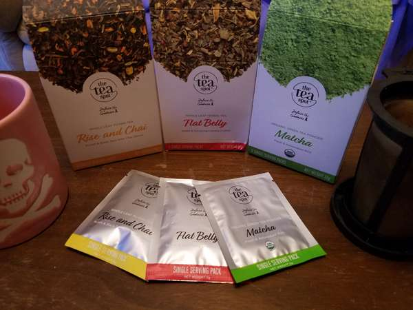 Review: The Tea Spot Simple Steeps