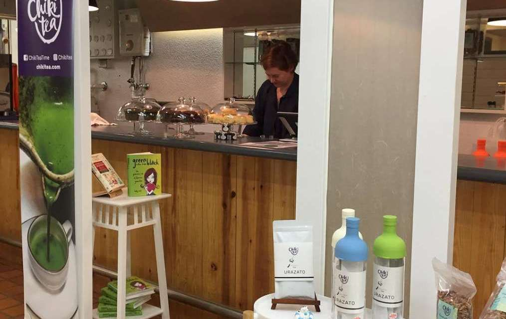 A Chiki Little Matcha Bar Opens