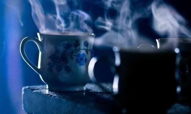 Blast From the Past: The smell of tea