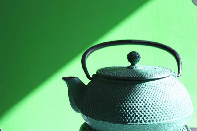Genetic Mutation Creates A Caffeine Free Green Tea